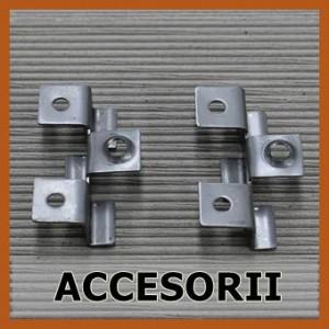 Accesorii pentru montaj placi din lemn compozit