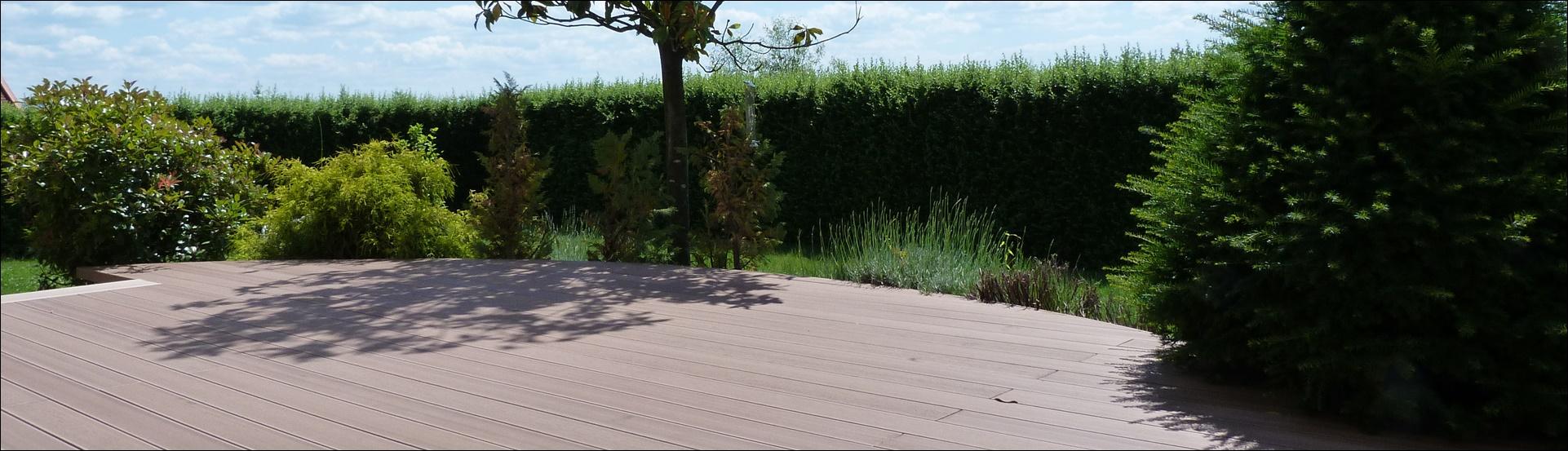 Latech Composite pardoseli exterioare pentru terase din lemn compozit