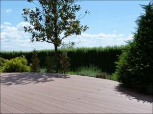 Pardoseli exterioare pentru terase din lemn compozit
